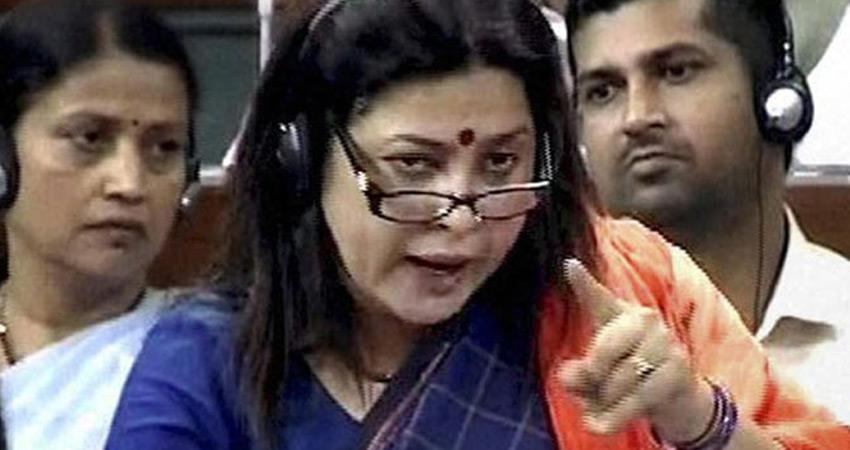 union minister meenakshi lekhi says then you calling those people farmers they are mawali rkdsnt