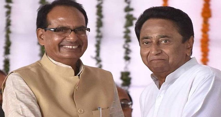 madhya pradesh by election results will be stamped on the stability of the government albsnt