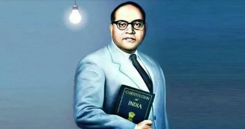 dr ambedkar death anniversary father of indian constitution
