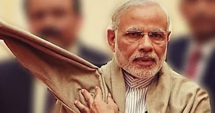narendra modi says bjp central govt will bear cost of corona vaccination first phase rkdsnt