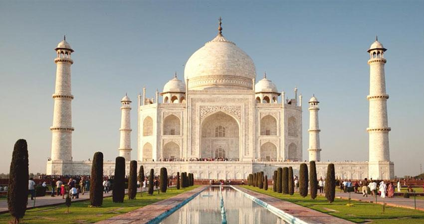 those who fly drones around the taj mahal will no longer do well action will be taken