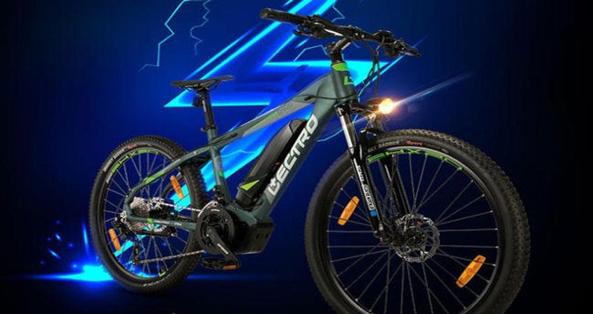 hero cycles in collaboration with yamaha motor launched ebicycle lectro ehx 20