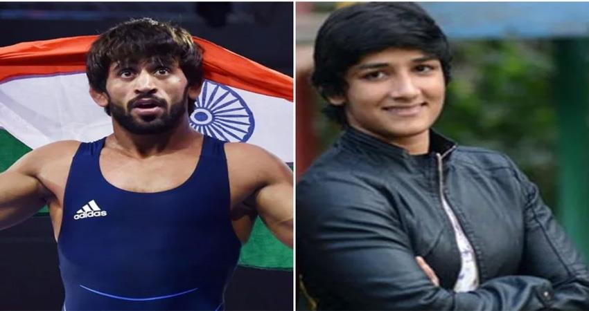 bajrang punia is going to be married soon to sangeeta phogat