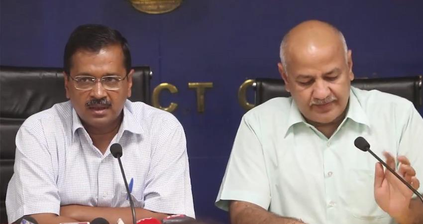 arvind-kejriwal-aap-happy-with-dmrc-proposal-on-free-travel-of-women-in-dtc-delhi-metro