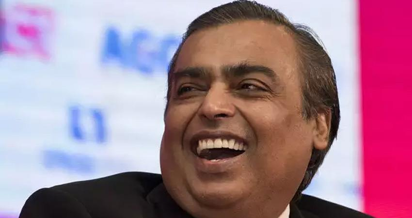 record created through geomit in annual meeting of mukesh ambani company ril rkdsnt