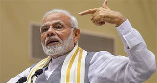 राफेल मुद्दा: राहुल के हमले के बाद पीएम मोदी ने किया कांग्रेस पर पलटवार
