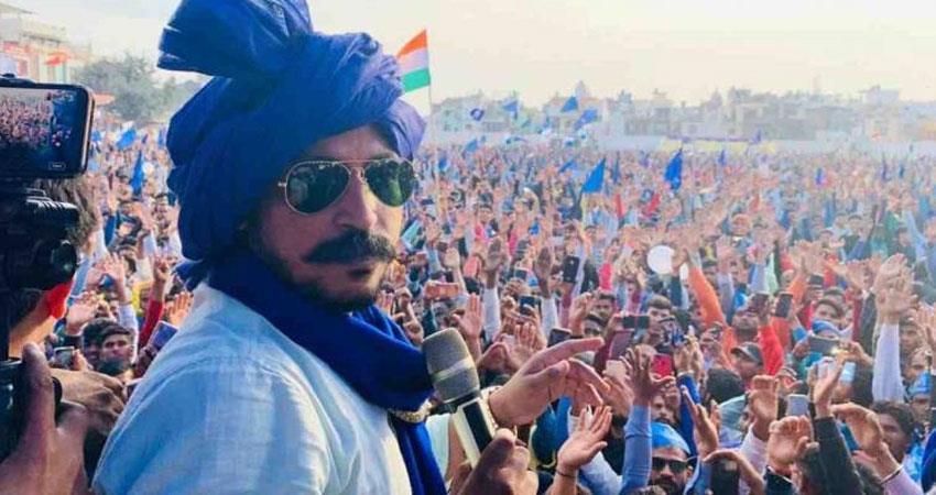 Dalit girl gang rape case Bhim Army chief Chandrashekhar active after Mayawati target BJP rkdsnt