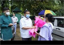 केजरीवाल ने ममता बनर्जी से की मुलाकात, कई राजनीतिक मुद्दों पर हुई चर्चा