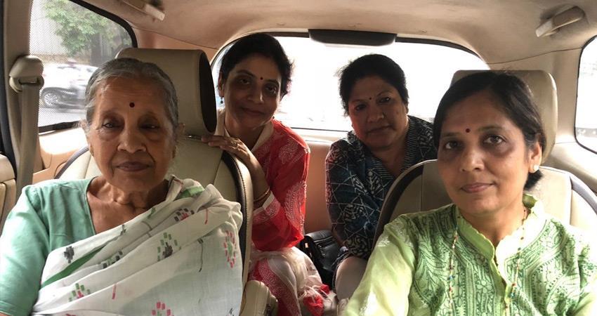 arvind-kejriwal-delhi-cm-wife-sunita-kejriwal-jibe-against-lg-anil-baijal