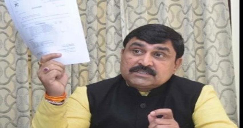 independent mla balraj kundu withdrew support to khattar government