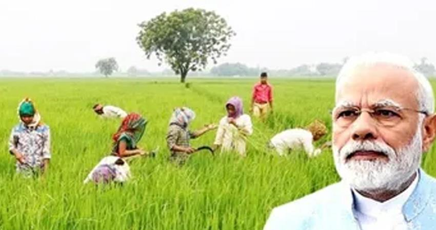 farmers were deprived from first installment under prime minister kisan nidhi due to banks