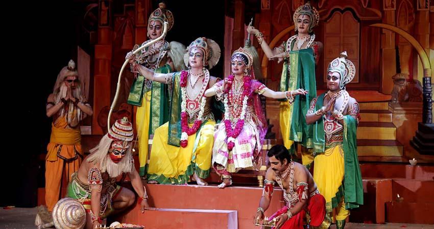 ramleela will not be organised in delhi this year aljwnt