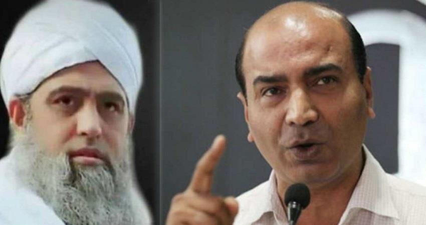 bjp leader ashwini upadhyay said maulana saad is guilty of thousands of people albsnt