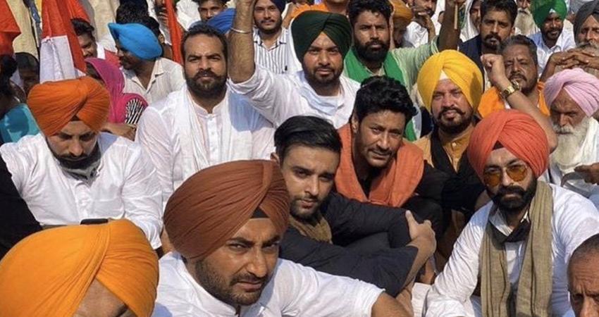 Punjab witnesses complete shut-down against Agri Bills - SinghStation