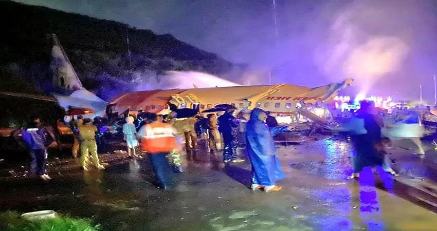 plane crash in kerala 191 passengers aboard air india aircraft rkdsnt