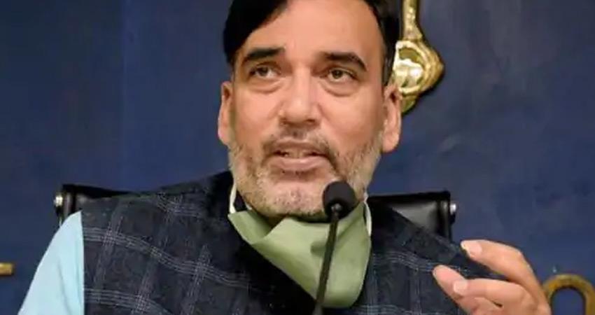 aap beat bjp by historic majority in delhi mcd byelections says gopal rai rkdsnt