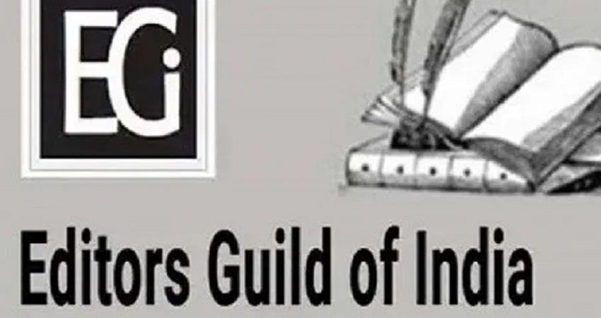 Editors Guild of India calls for court monitored probe into Pegasus use allegations rkdsnt