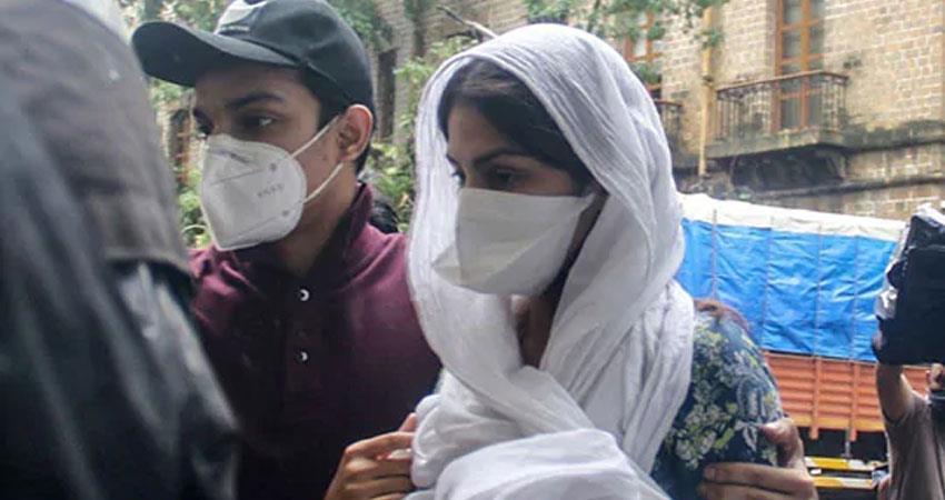 ncb investigation riya chakraborty shouvik filed bail plea in high court rkdsnt