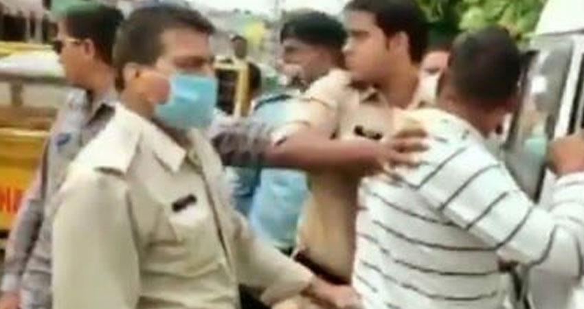 vikas dubey arrest many loopholes in ujjain police story rkdsnt