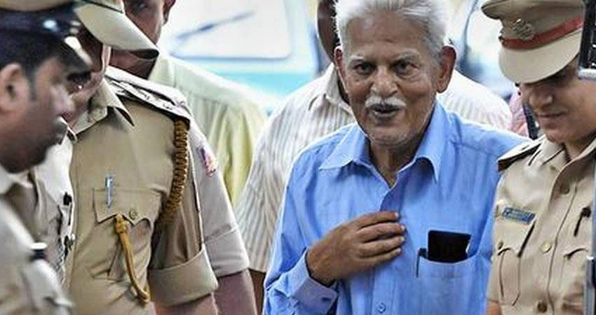 varavara rao accused in elgar parishad case, approached bombay high court rkdsnt