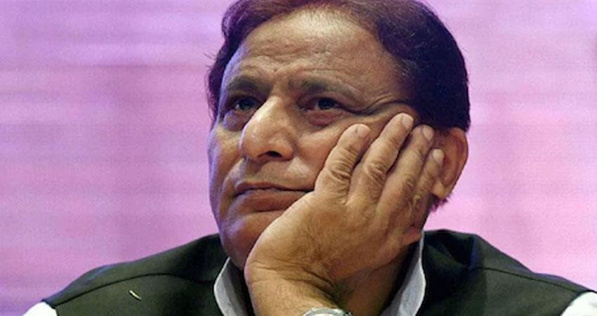 azam khan sp leader situation  bad shift to medanta hospital rkdsnt