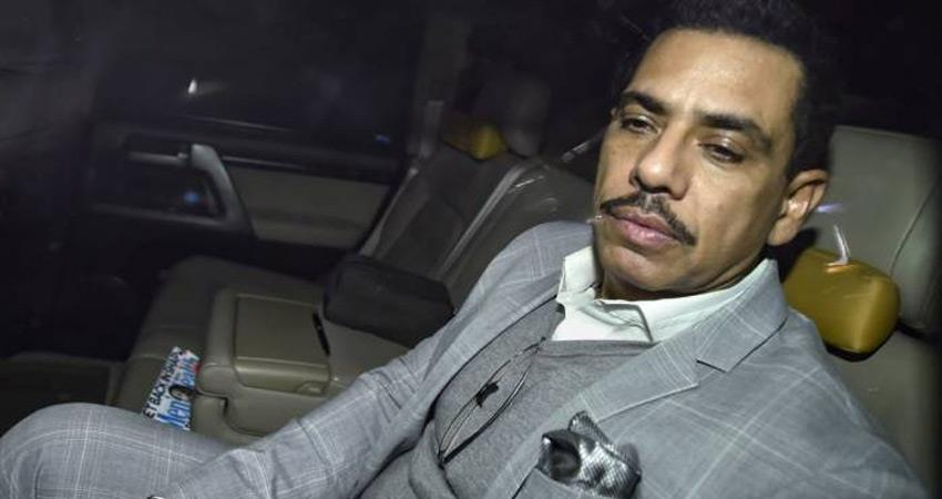 robert vadra may also face difficulties after chidambaram court granted 4 week time