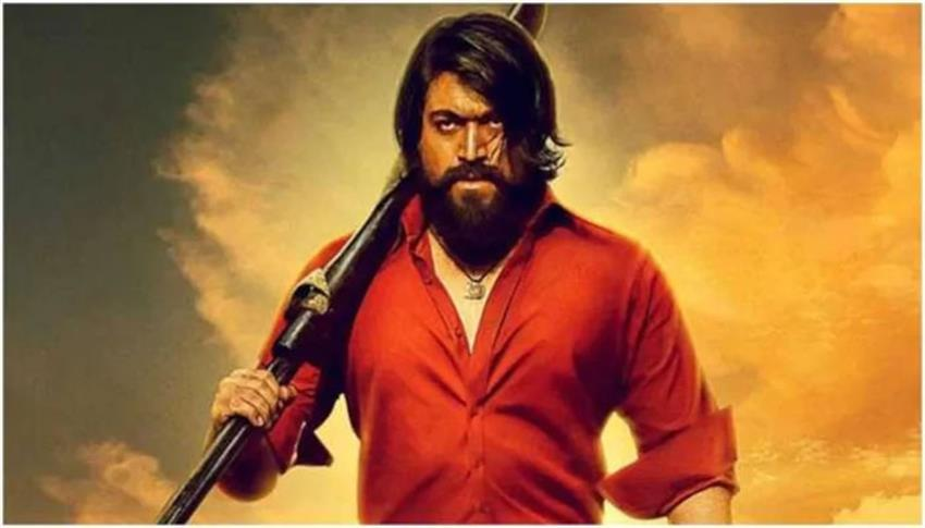 KGF 2 teaser released a day before on heavy demand from fans DJSGNT