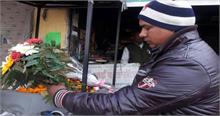 उनाव घास बनी रोजगार का जरिया, बढ़ा रही ड्राइंग रूम की शोभा