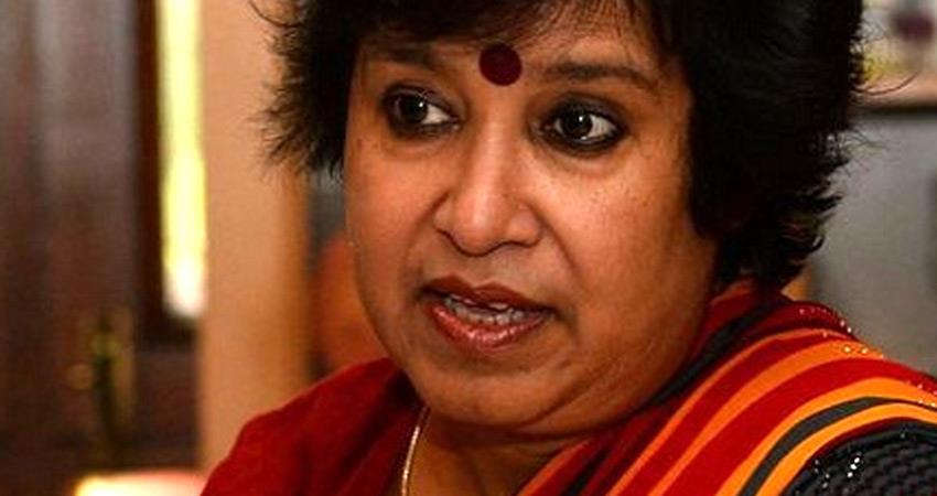 taslima-nasrin-bangladeshi-writer-wants-permanent-residency-permit-form-modi-bjp-govt