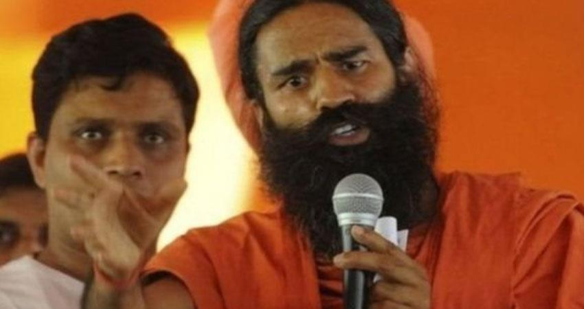 Balakrishna came to the rescue of Swami Ramdev, attacked Allopathy rkdsnt