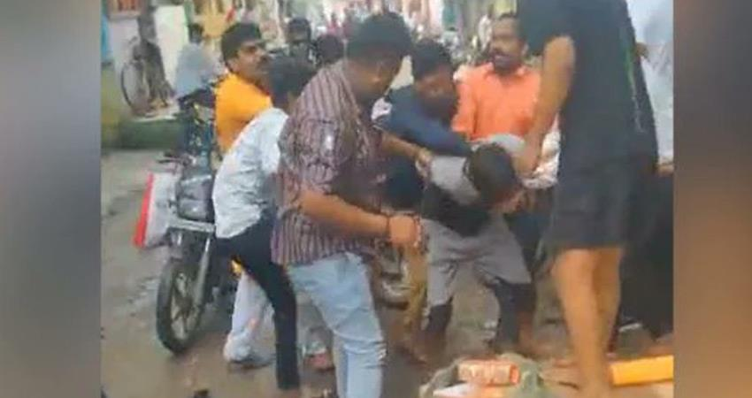 minorities commission summoned mp administration report bangle seller beating case rkdsnt