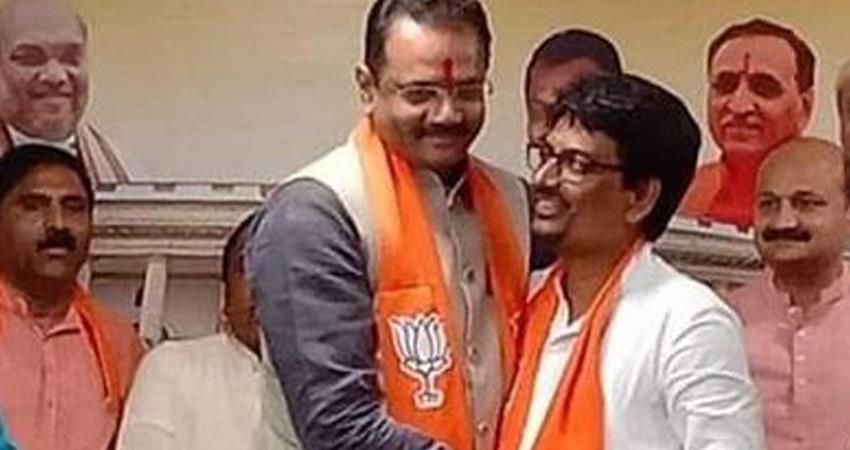 alpesh thakor join gujarat bjp targets congress