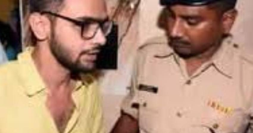 omar khalid accused in delhi riot caseoutrage over media trial in court rkdsnt