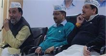 कांग्रेस से दिल्ली में गठबंधन पर AAP के गोपाल राय ने हाथ खड़े किए