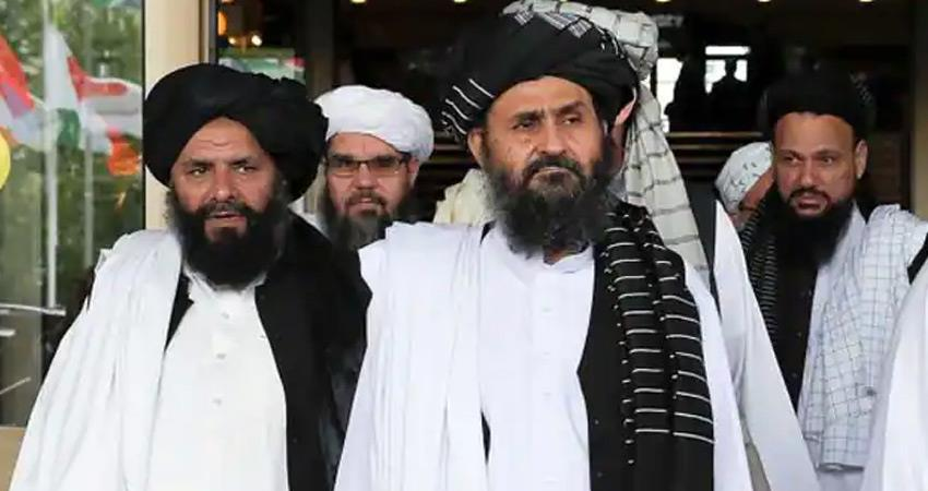 taliban announce caretaker government cabinet mullah hassan akhund will pm rkdsnt