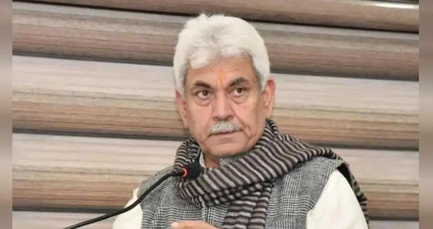 parties delimitation process for early elections in jammu and kashmir djsgnt