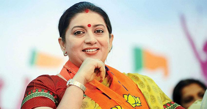 bengal-refuses-to-adopt-nutrition-campaign-smriti-irani