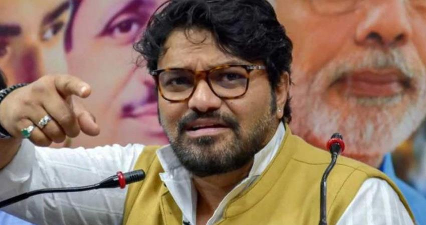babul supriyo says straw burning in punjab and haryana is death penalty for delhiites