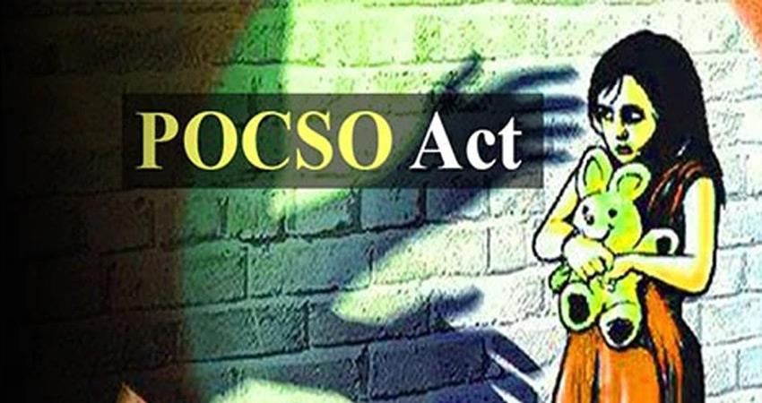 sexually assault against minor tough law protection of children from sexual offences act pocso