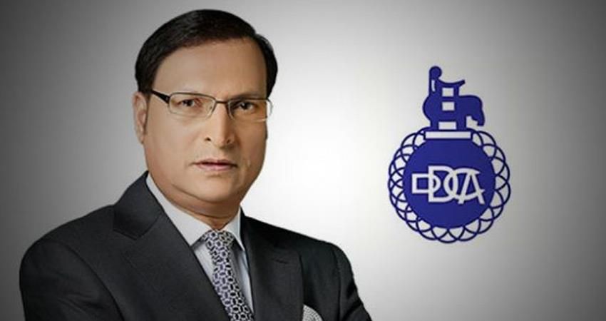 rajat sharma after resigning from ddca says hopefully corruption will be exposed