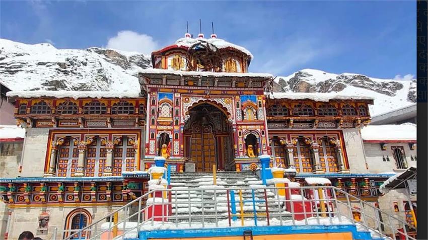 now kedarnath dham doors will open process opening badrinath temple rkdsnt