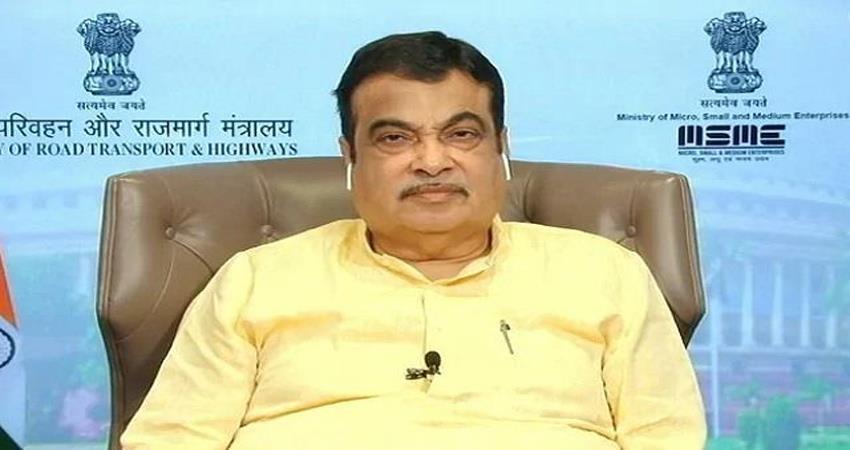 gadkari said construction of highways on record of 33 km per day djsgnt