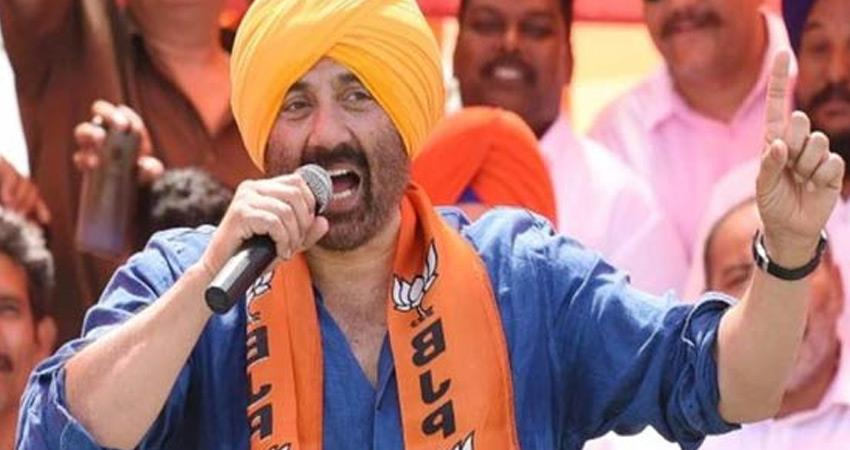 BJP MP Bollywood actor Sunny Deol targets over appointing writer as representative