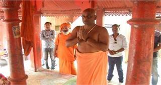 अखिल भारतीय अखाड़ा परिषद ने पहली बार दलित साधु को बनाया महामंडलेश्वर