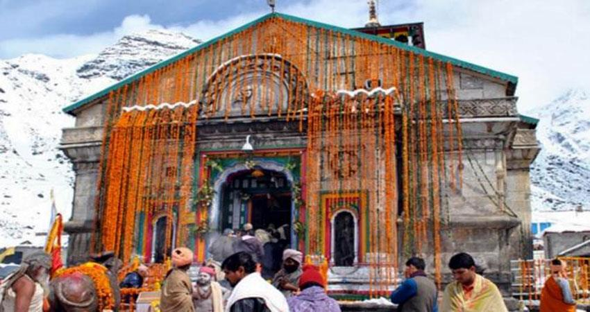 kedarnath-yatra-will-be-completed-with-the-dangers-of-snow-and-glacier
