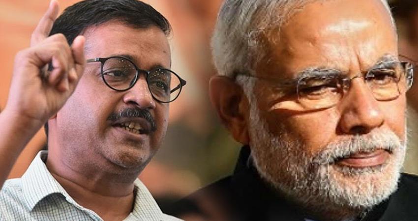 arvind kejriwal says delhi public not felt sting economic downturn due to aap plans