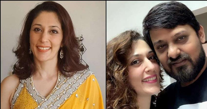 wajid khan wife accuses her in laws of forcing her to convert religion rkdsnt