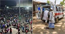 यूपी में तबलीगी जमात और प्रवासी मजदूरों की वजह से बढ़े 60% कोरोना संक्रमित मामले