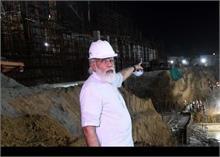 अमेरिका से लौटते ही काम पर जुटे पीएम मोदी, सेंट्रल विस्टा के निर्माण का लिया जायजा