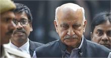 #MeToo : प्रिया रमानी के आरोपों पर कोर्ट में हुई एमके अकबर से जिरह
